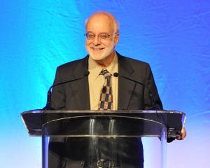2012 Awards Banquet speaker