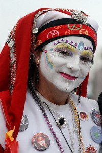 Drag nun from the Sisters of Perpetual Indulgence, Sister Ida Know