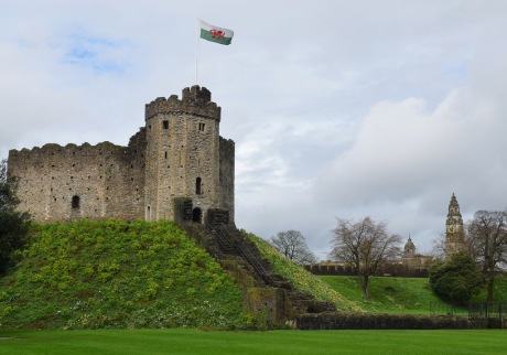 Cardiff Castle, Cardiff, Wales