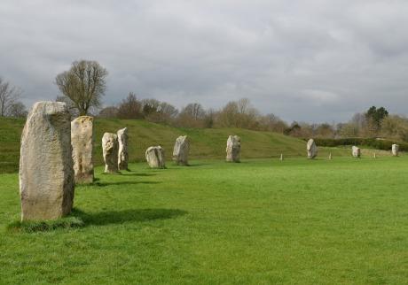 Avebury monoliths