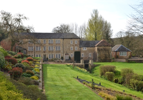 Hazeland Mill in Wiltshire